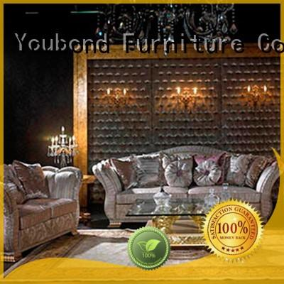 Senbetter italian living room furniture packages with buffet for living room