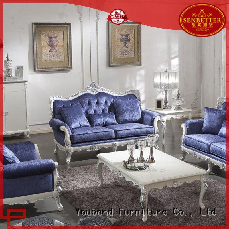 Wholesale furniture white living room furniture Senbetter Brand