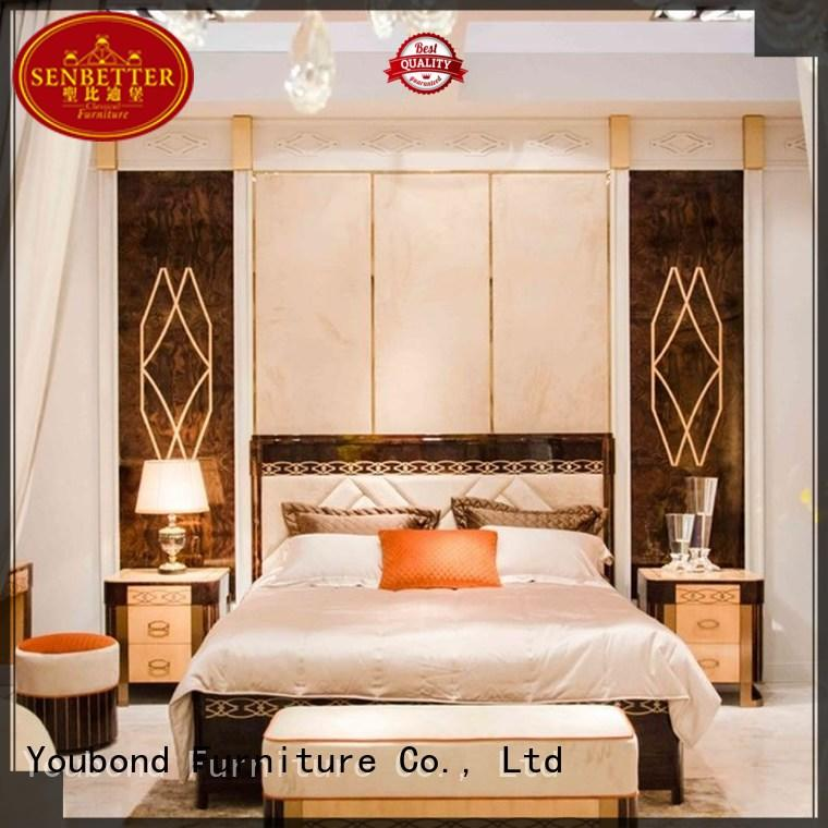Senbetter royal furniture bedroom sets manufacturers for decoration
