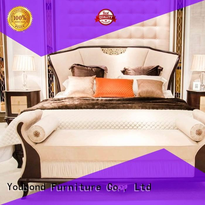 classical luxury bedroom furniture with chinese element for royal home and villa