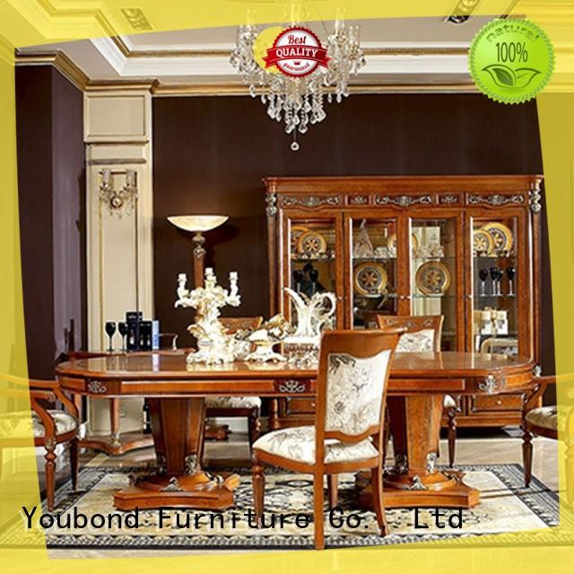 chairs wooden dining set collection for villa Senbetter