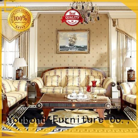 Senbetter wood living room furniture with mirror of buffet for home