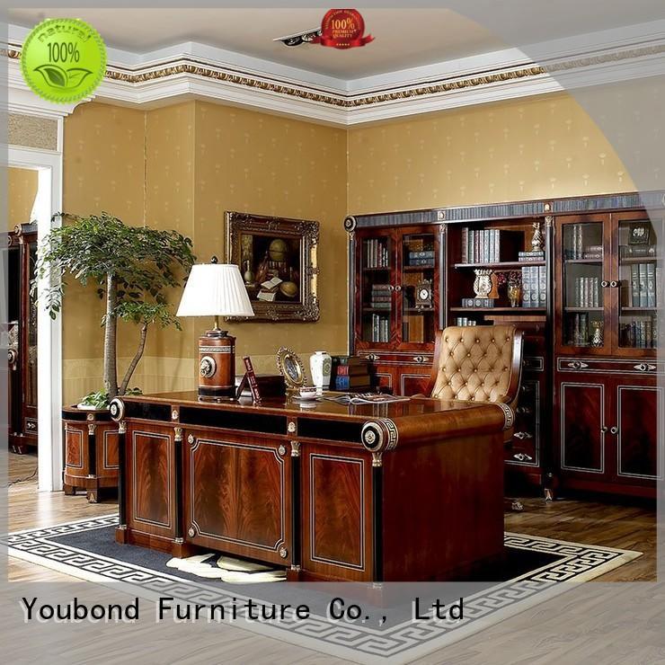 Senbetter wooden desk for business for hotel