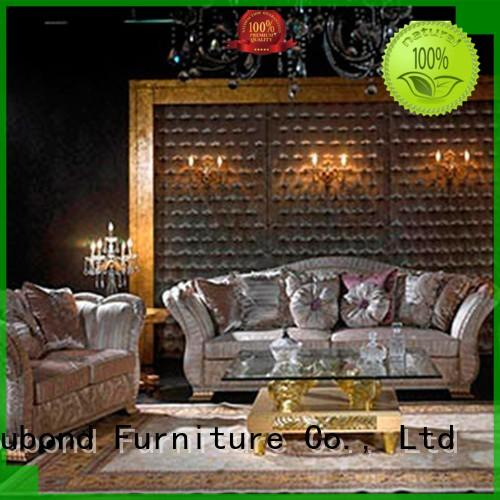 Senbetter wooden living room furniture classic style with mirror of buffet for hotel