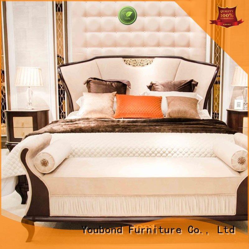 solid design classic bedroom furniture style Senbetter company