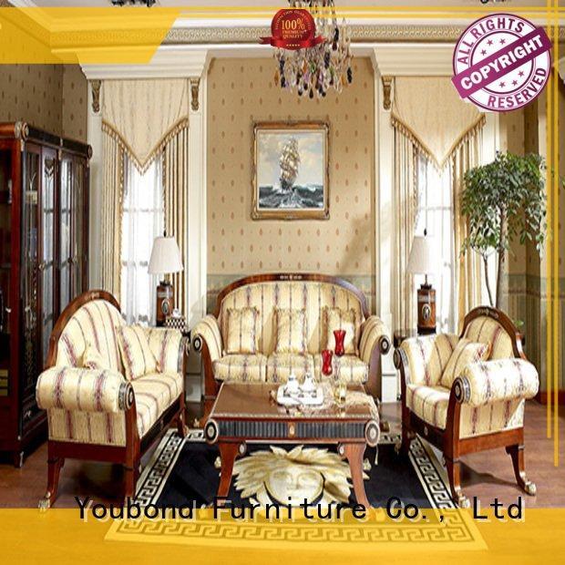 lifestyle carving Senbetter classic living room furniture