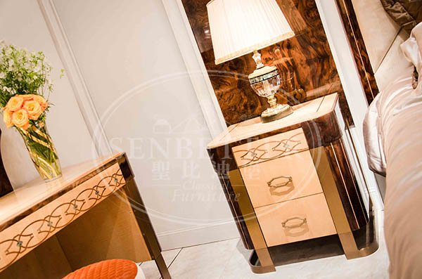 Senbetter royal furniture bedroom sets manufacturers for decoration-1