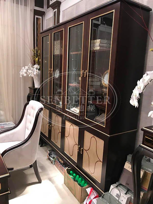 Senbetter wooden office chair classic supply for villa-3