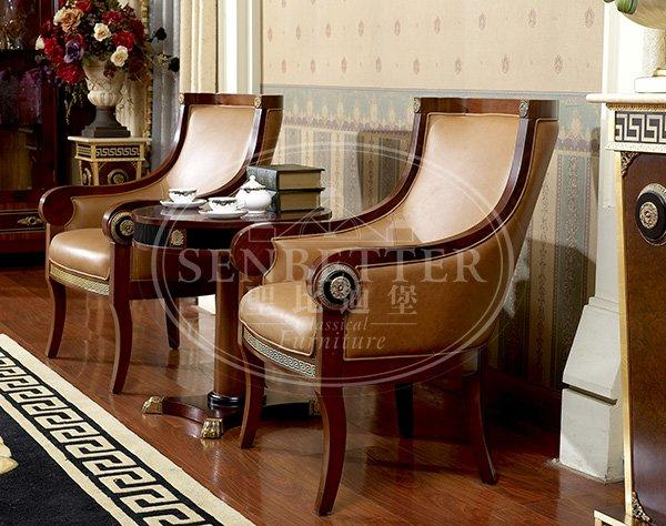 desk furniture carved room antique Senbetter Brand company