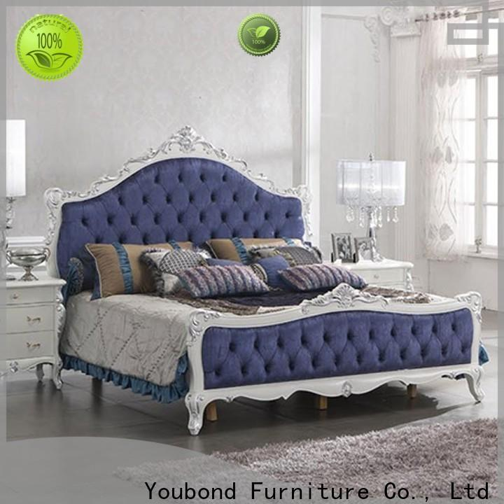 Senbetter blue contemporary bedroom furniture uk company for royal home and villa