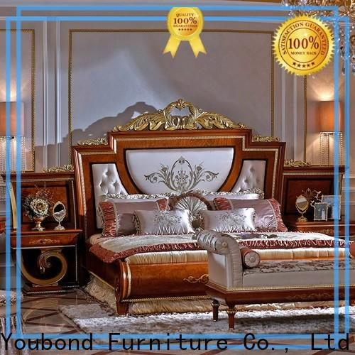 simple new classic bedroom set suppliers for sale