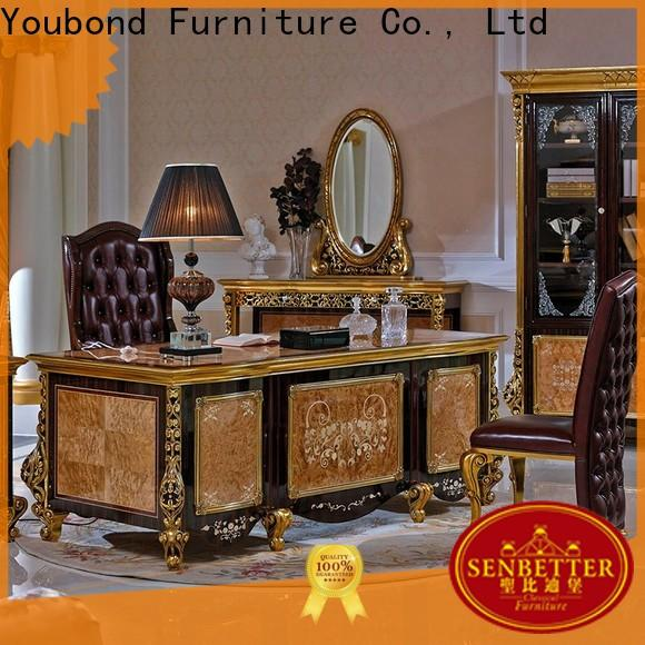 Senbetter wooden real wood office furniture suppliers for hotel