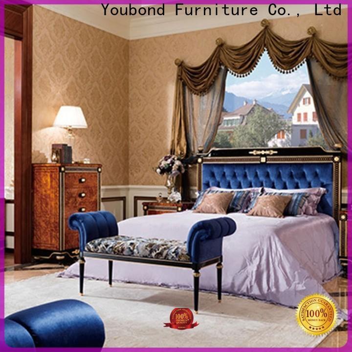 Senbetter solid pine bedroom furniture company for royal home and villa