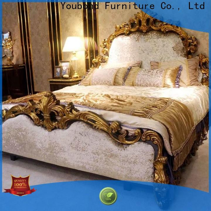 mahogany royal bedroom furniture for business for sale