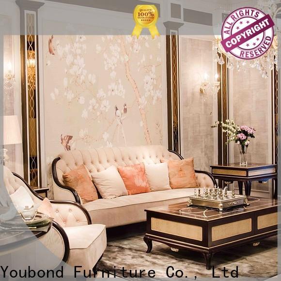 Senbetter classic sofa set for business for villa