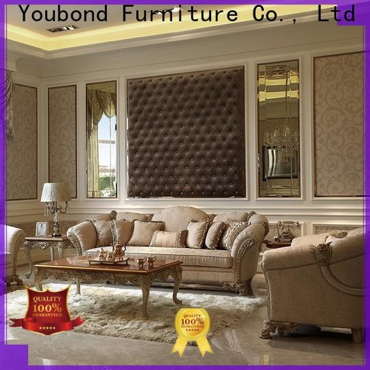 elegant style fancy living room sets with chinese element for home
