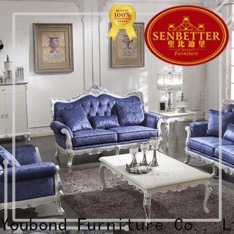 Senbetter unique living room furniture for business for villa