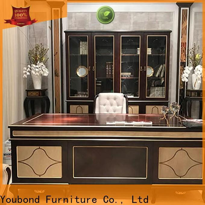 chinese style western office furniture supply for hotel