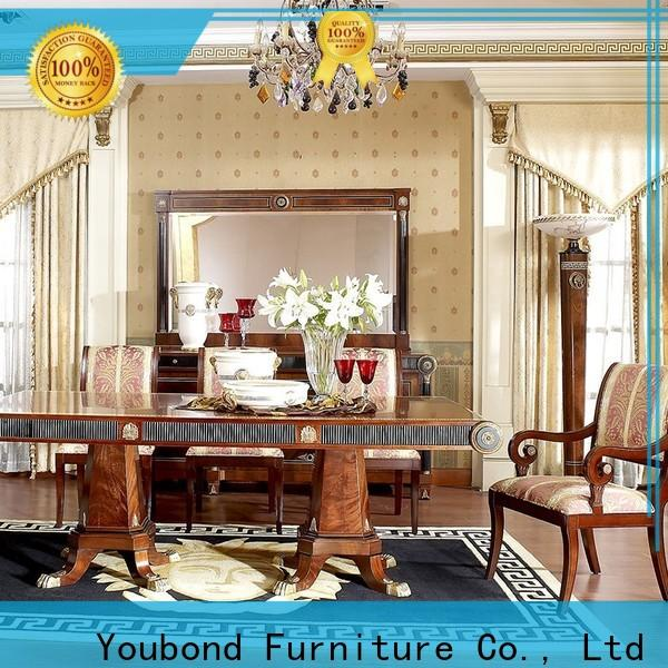 Senbetter classic solid wood dining room table manufacturers for collection