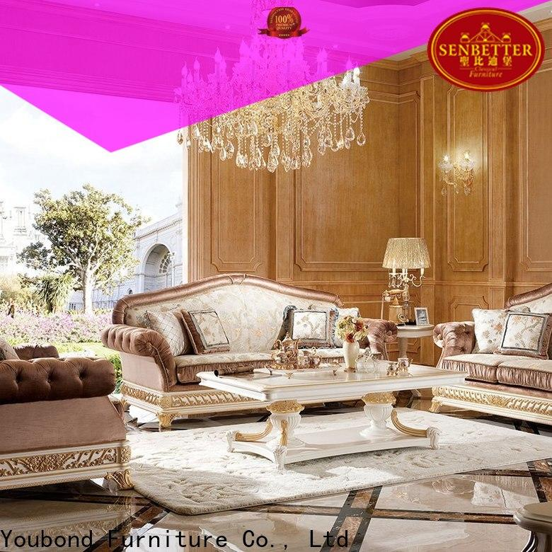 classical in living furniture company for hotel