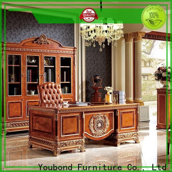Senbetter luxury home office desk furniture wood supply for home