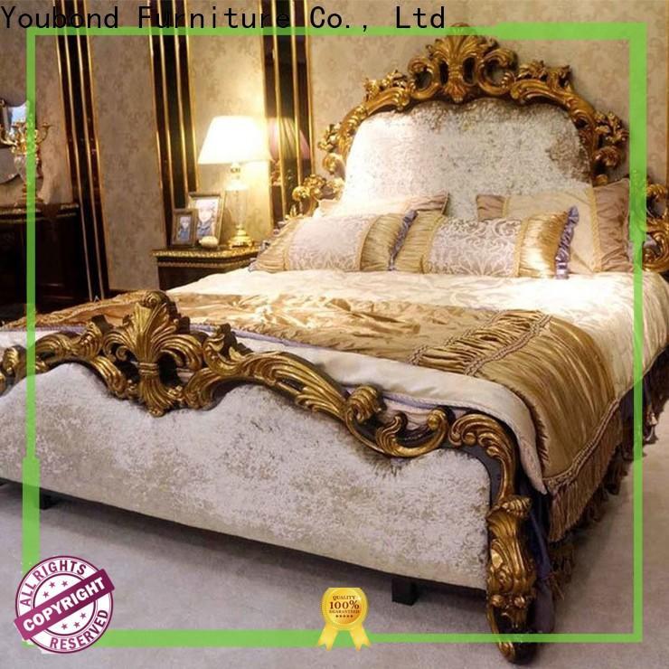 black oak bedroom sets factory for sale