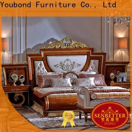 high end white gloss bedroom furniture manufacturers for royal home and villa