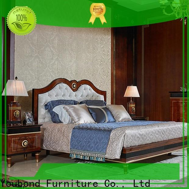 classic cherry wood bedroom furniture suppliers for decoration