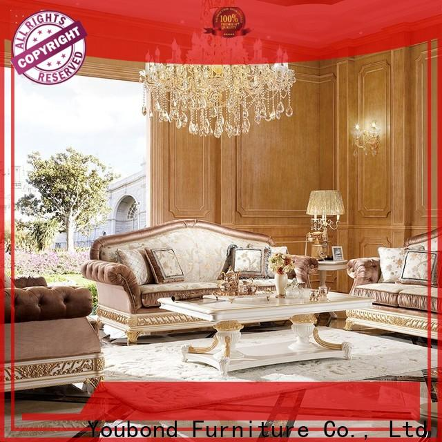 Senbetter fine living room furniture with solid wood chair for living room
