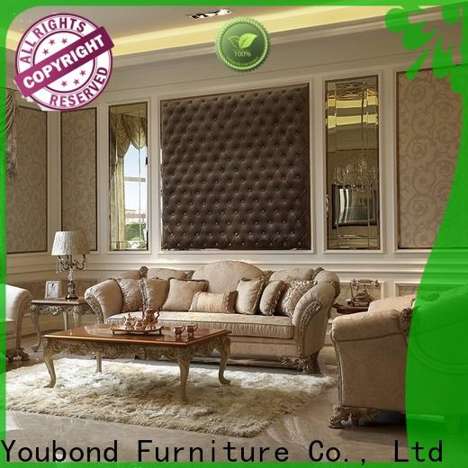 Senbetter classic italian furniture living room manufacturers for hotel