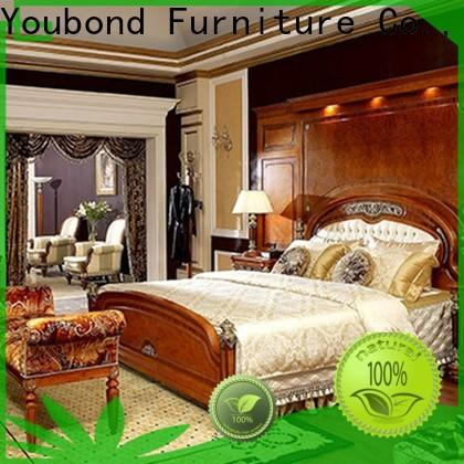 top hotel bedroom furniture with chinese element for royal home and villa