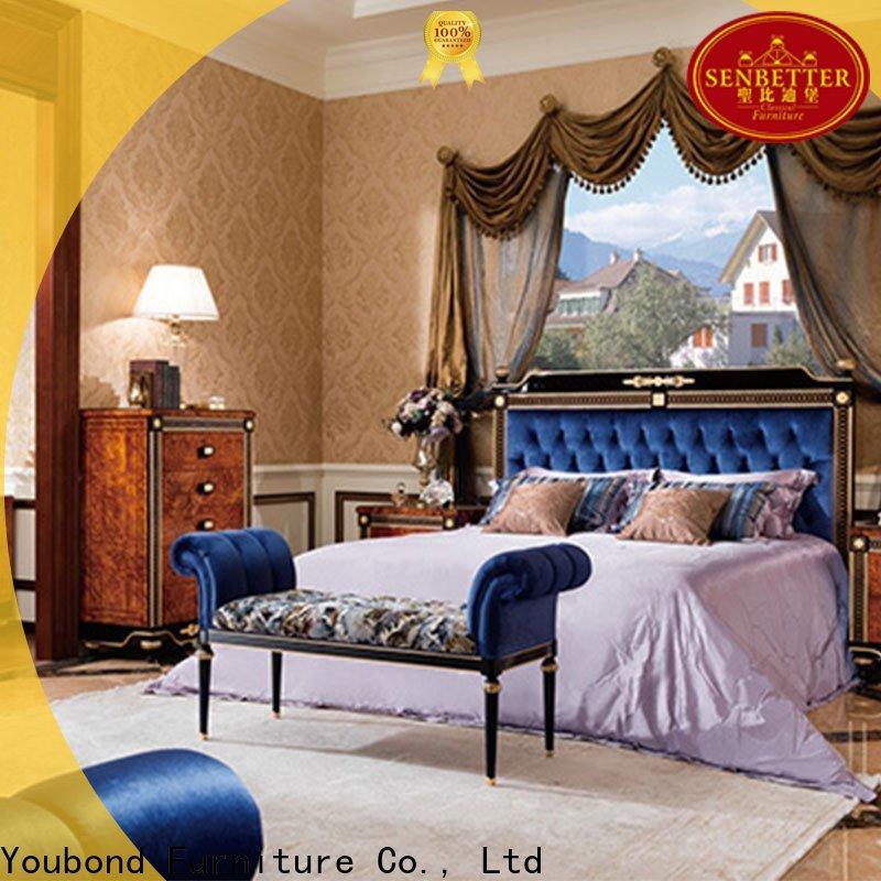 Senbetter mission bedroom furniture factory for sale