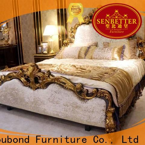Senbetter classical upscale bedroom furniture manufacturers for sale