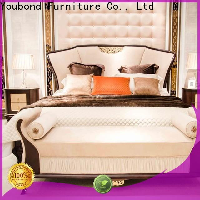 Senbetter whitewash bedroom furniture for decoration