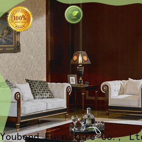 wood living room furniture with mirror of buffet for home