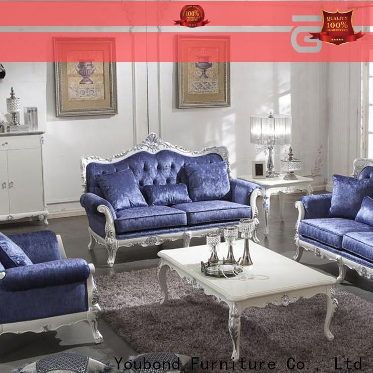 Senbetter casual living room furniture with fabric or leather sofa for hotel