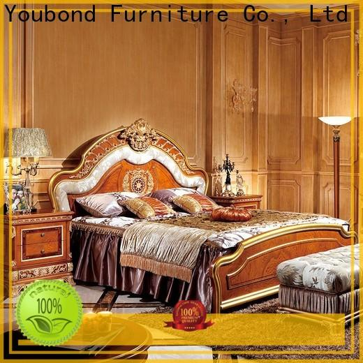Senbetter gold bedroom furniture company for sale
