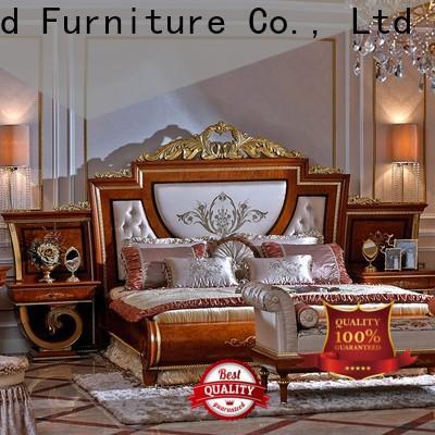 Senbetter traditional bedroom sets for royal home and villa