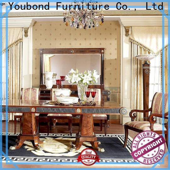 luxury wood dining room table manufacturers for home