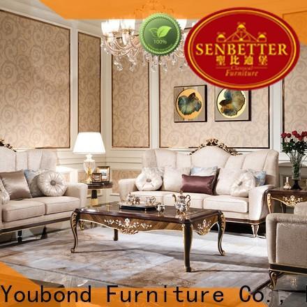 Senbetter living room furniture online shopping factory for hotel