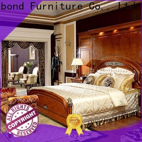 Senbetter traditional queen bedroom sets factory for decoration