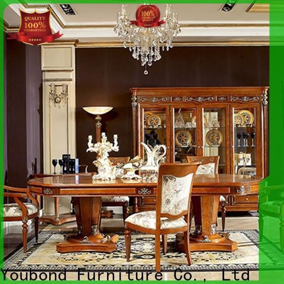 wholesale formal dining room furniture manufacturer for collection