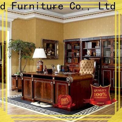 wholesale law office furniture with bookcase for company