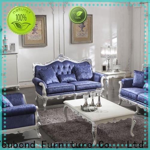 Senbetter italian front room furniture sale with fabric or leather sofa for villa