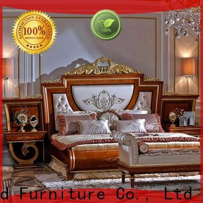 Senbetter mahogany cottage style bedroom furniture company for royal home and villa