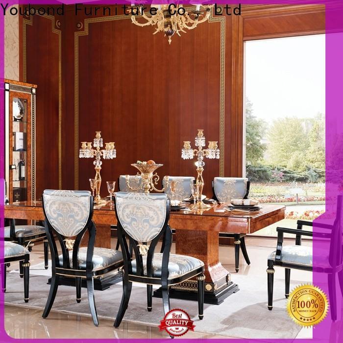 Senbetter high-quality rosewood dining room furniture manufacturer for sale