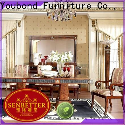 Senbetter italian dining room suites manufacturer for collection