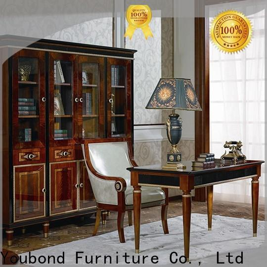 Senbetter european professional office furniture with office writing desk for home