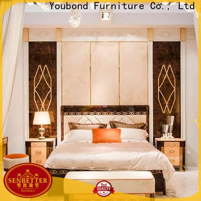 luxury italian style bedroom set for decoration