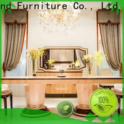 Senbetter italian table chairs with buffet for hotel
